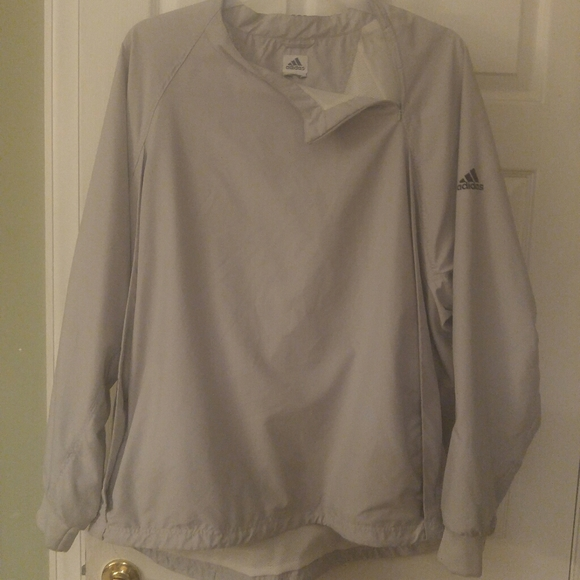adidas Other - Vtg Adidas Pullover Windbreaker